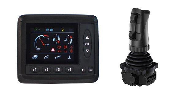 Cranab accessories: control system