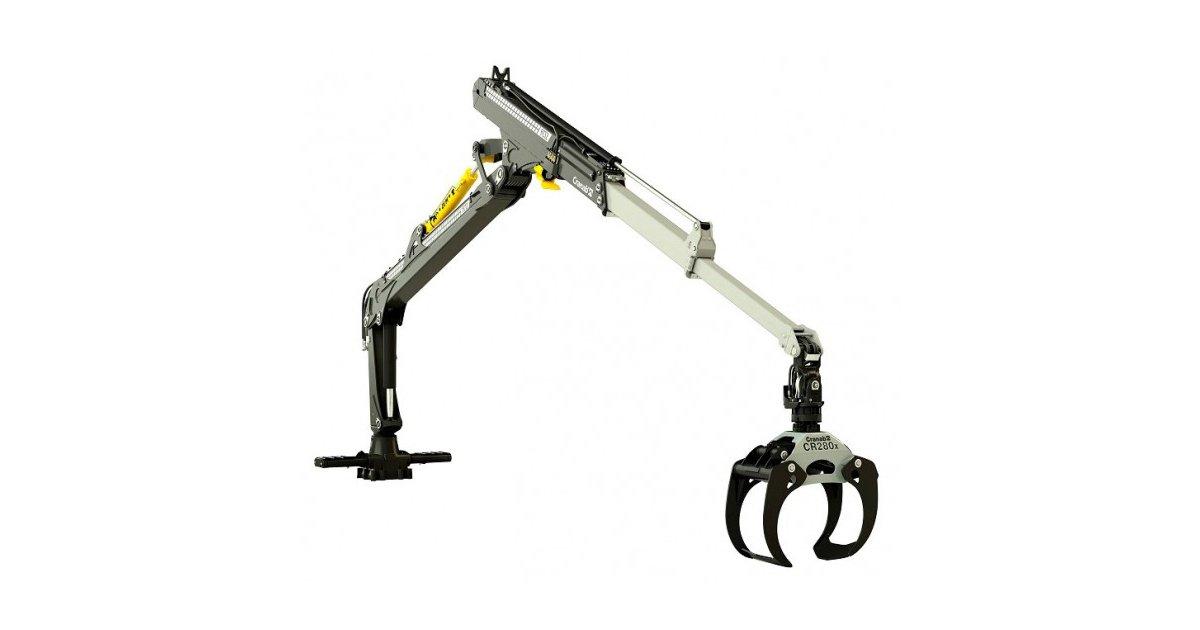 fc10 model forwarder crane