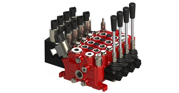 Control valve: RS160
