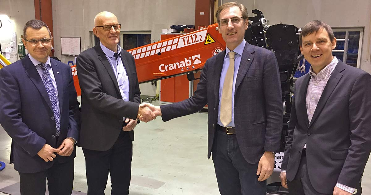 Fassi acquires 100% ownership of Cranab
