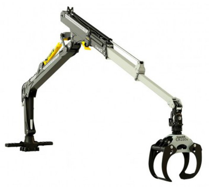 Cranab forwarder crane FC12