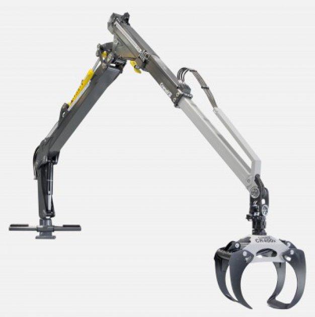 Cranab forwarder crane FC16