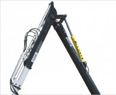 Cranab forwarder crane FC53
