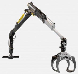 Cranab forwarder crane FC8