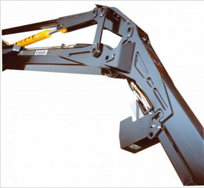 Cranab harvester crane HC185
